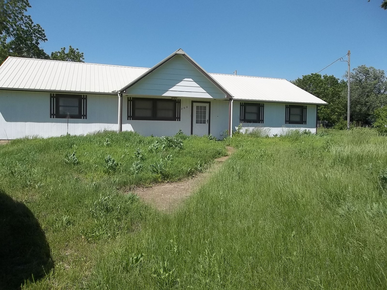 Home for sale in Buffalo, Kansas