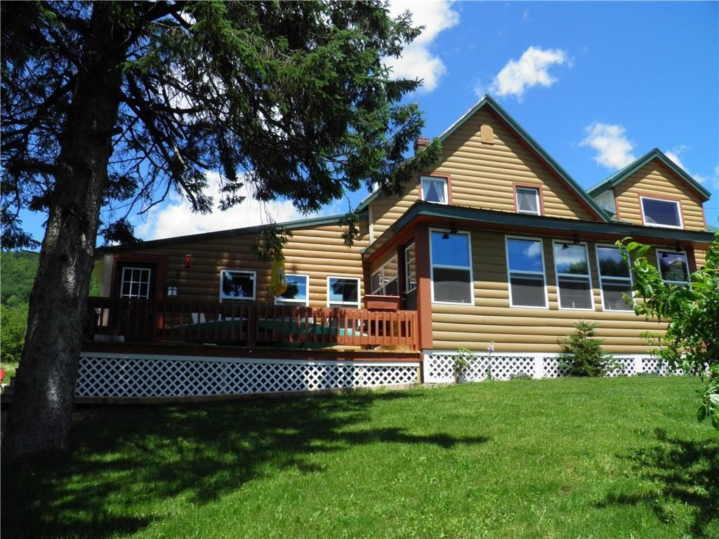 Country Home For Sale in Dyer Brook, Maine