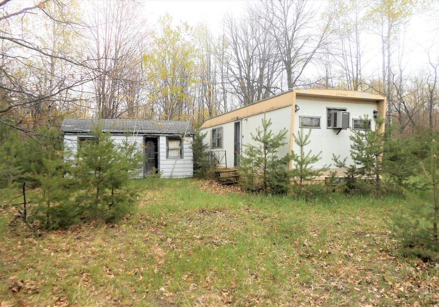 Residential Lot For Sale w/ Mobile/Cabin Atlanta MI