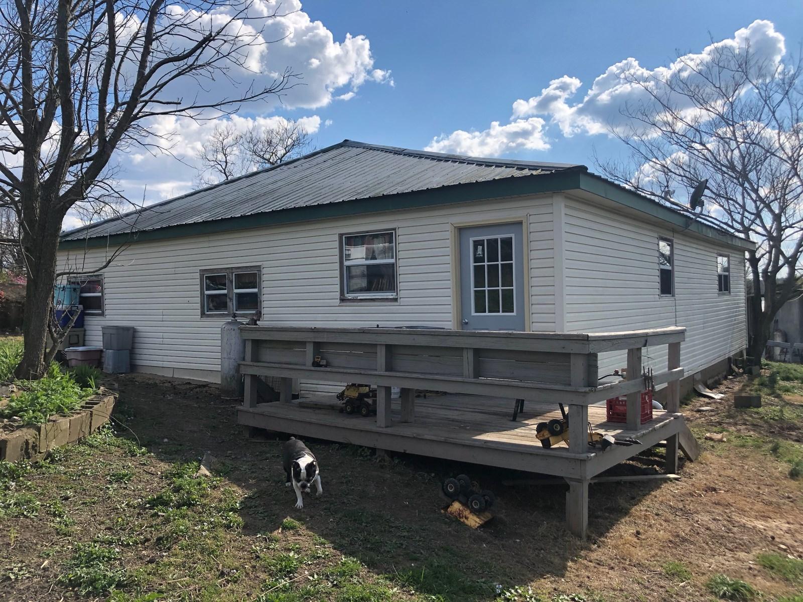 Country Home for Sale in Winona Missouri