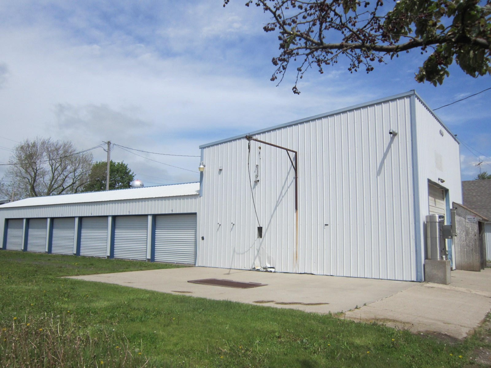 Commercial Property for Sale, Blakesburg, IA