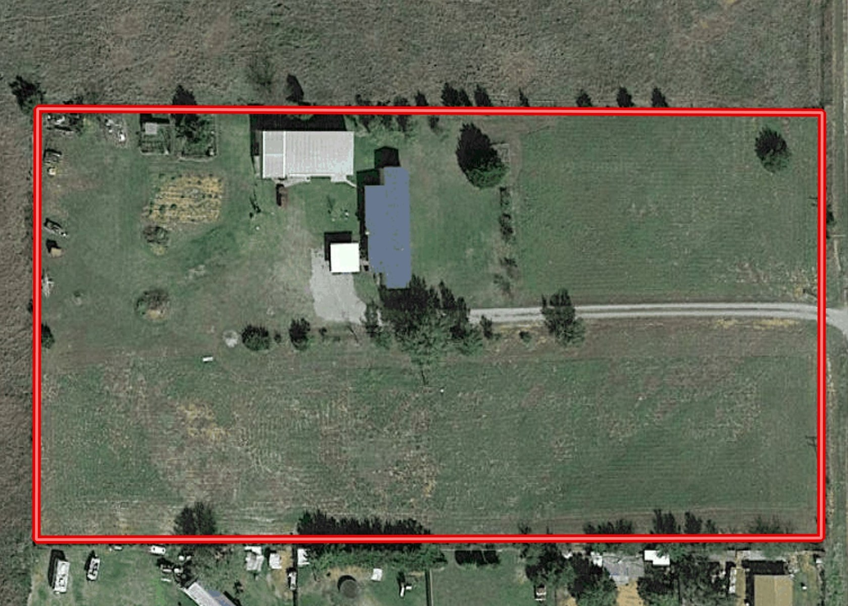 Country Home with Acreage for Sale Clinton OK Custer County