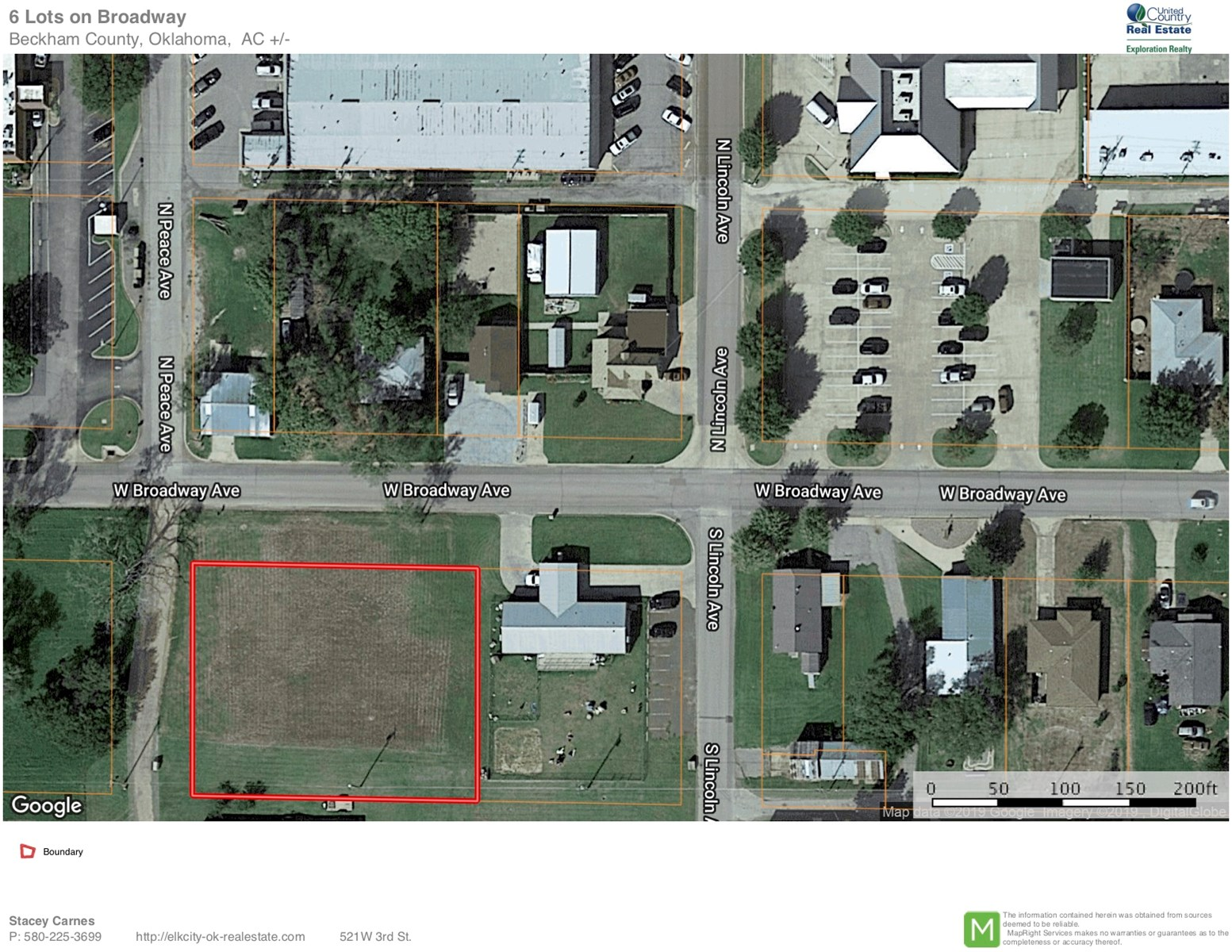 COMMERCIAL LOTS FOR SALE IN ELK CITY