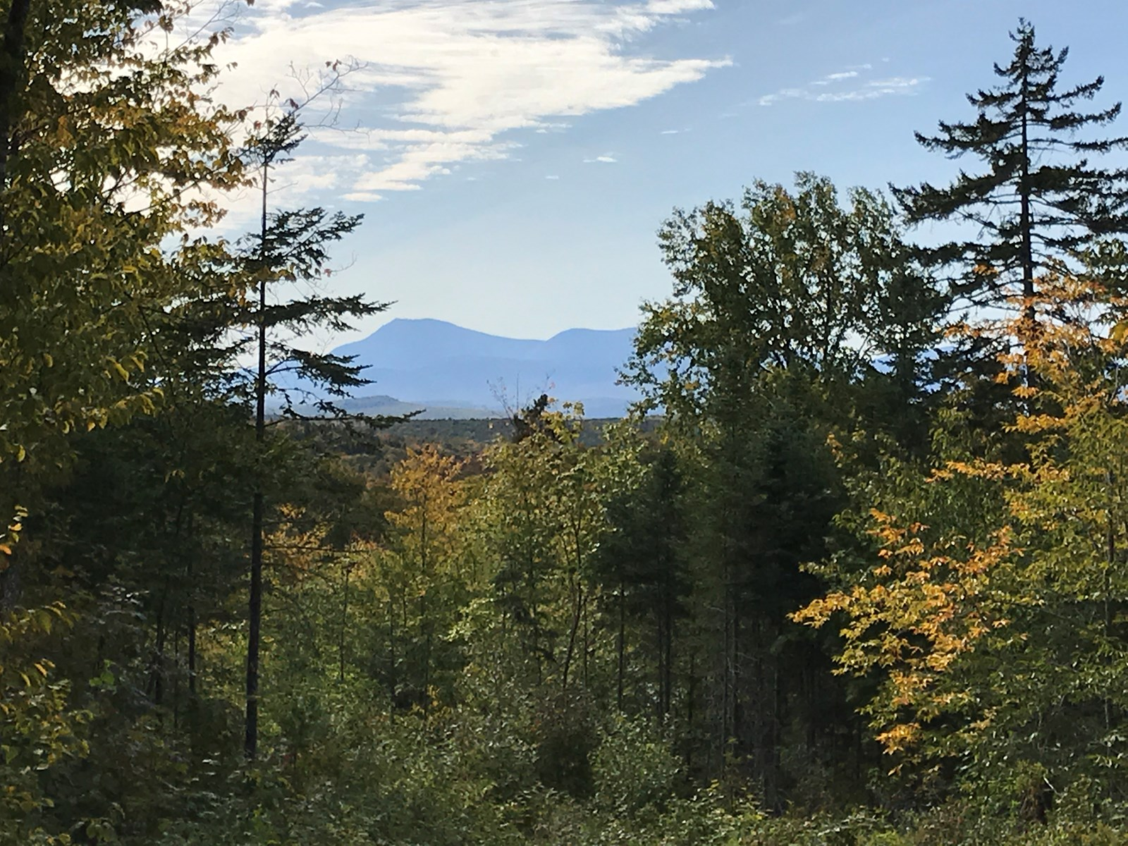 Land for Sale in Mount Chase, ME