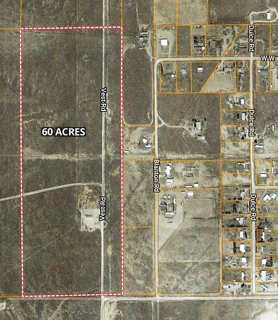 Land for Sale near Carlsbad, Great Oilfield Property, NM