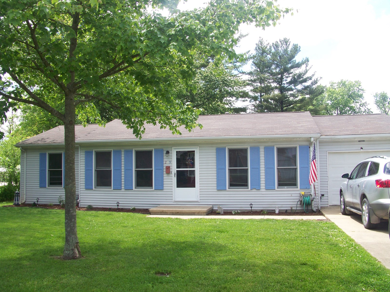 3 Bedroom, 2 Bath Home, on 2 Lots, Robinson, IL