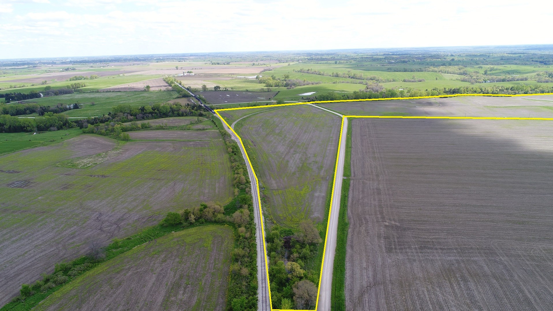 SOUTHERN IA ROW CROP FARM, TILLABLE FARMLAND FOR SALE IOWA