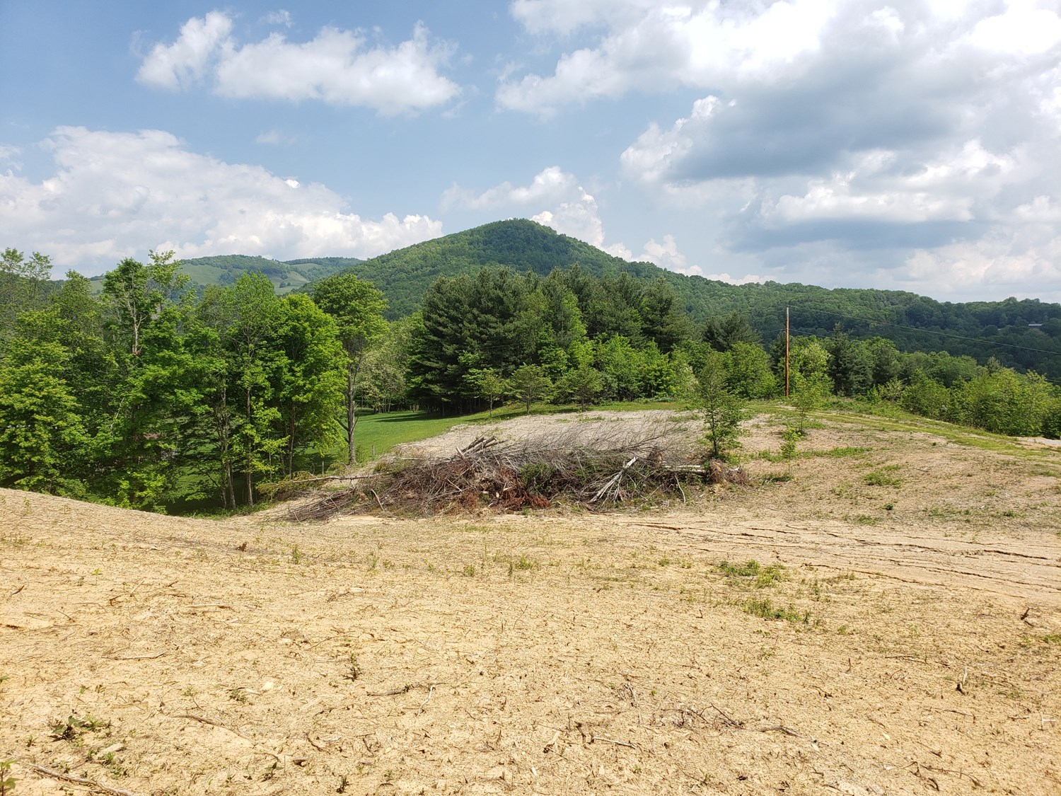 29.35 Acres close to Jefferson National Forest.