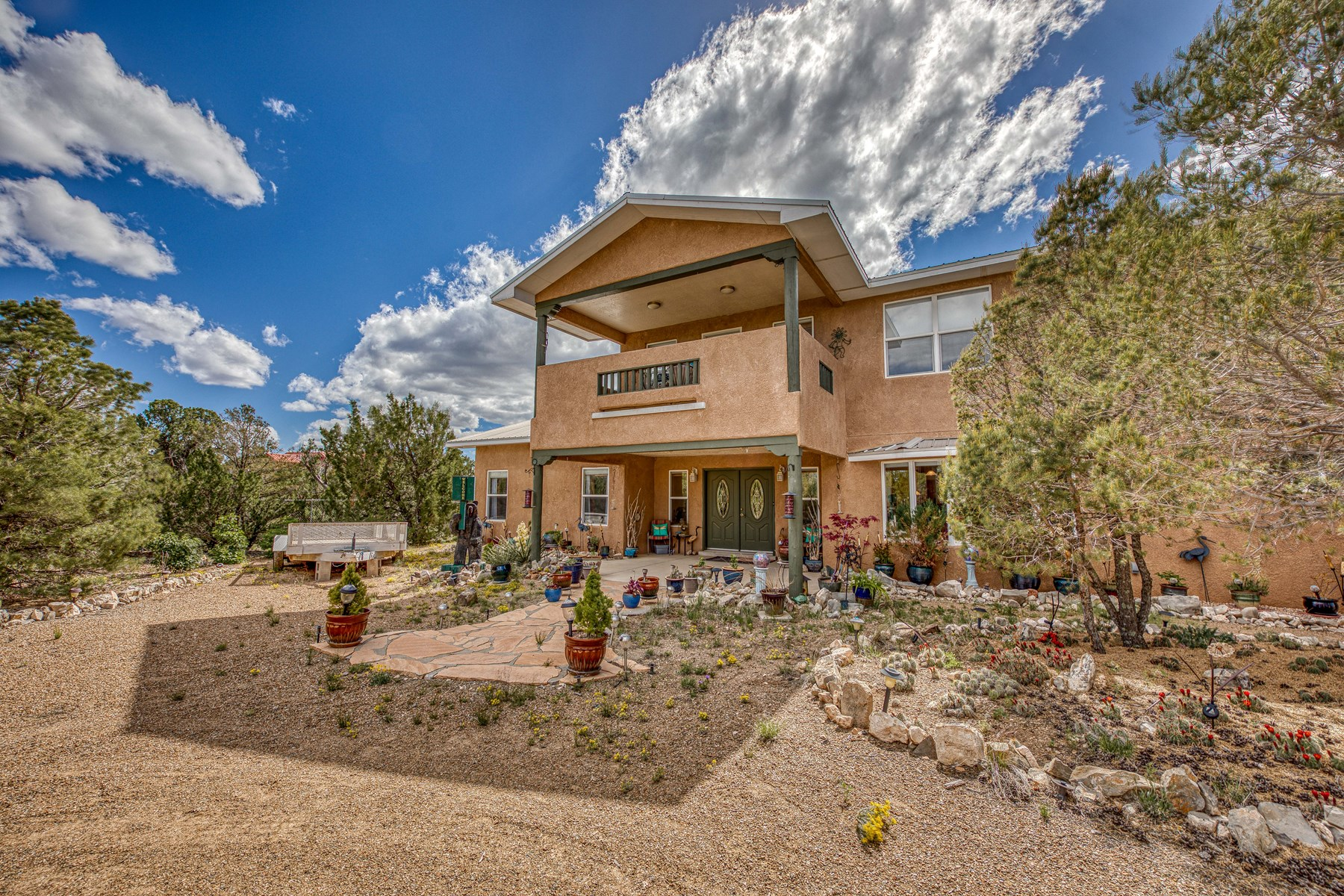 Edgewood NM 2970 SF Home on 2.25 Acres For Sale