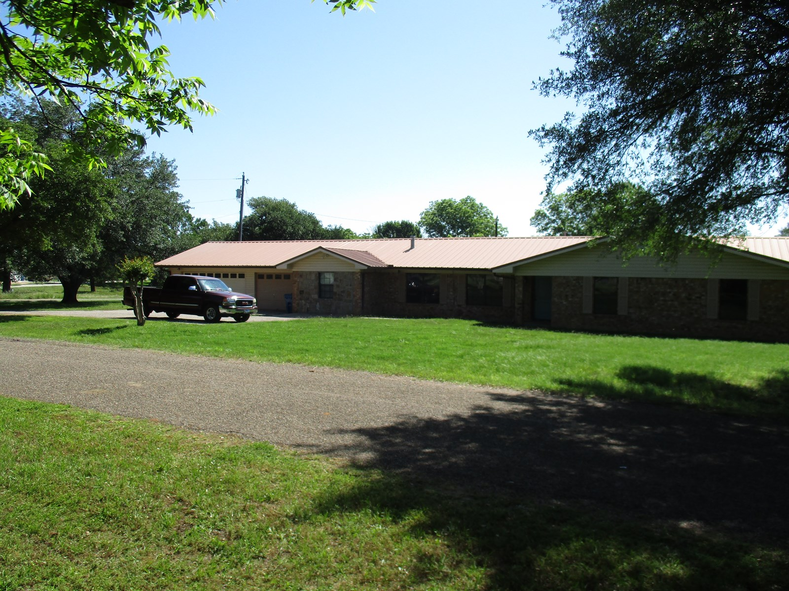 Rusk, TX home in town for sale
