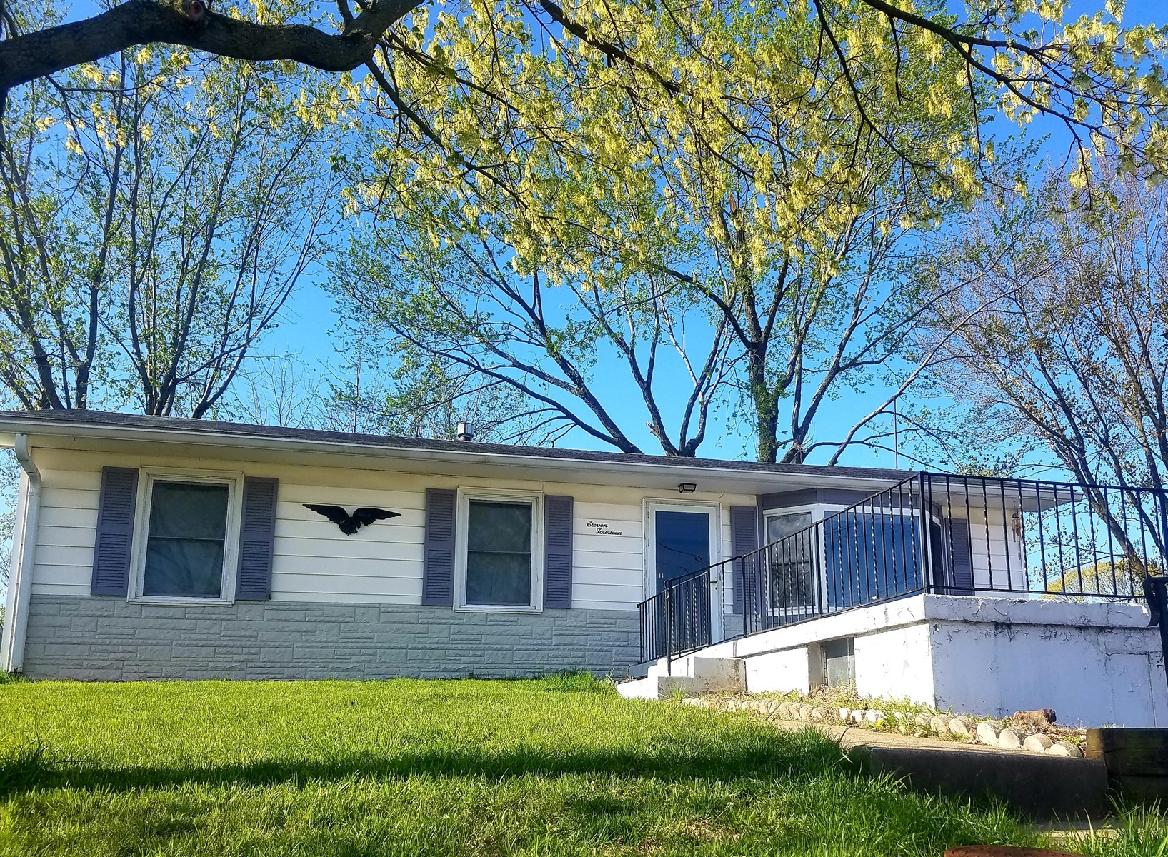 3 BR, 2 BA Starter Home on Walkout Basement in Boonville, MO