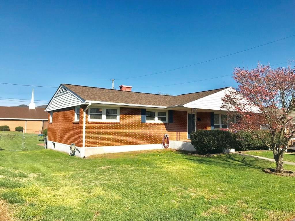 Brick Home in the City of Roanoke VA for Sale