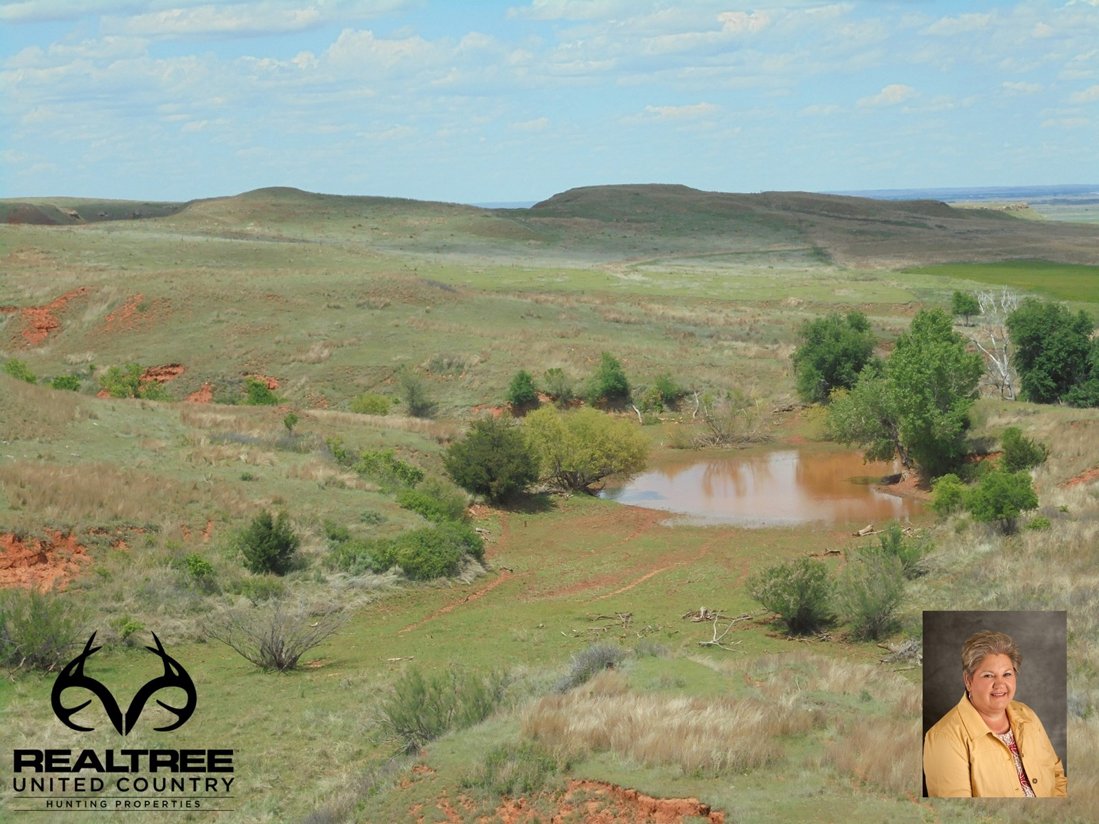 Hunting & Recreational Land For Sale in Harper County, OK