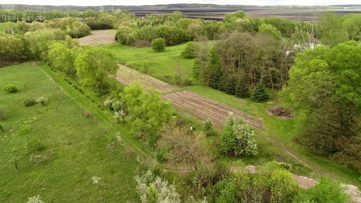 Hunting Land and Build Site in Sauk county, WI