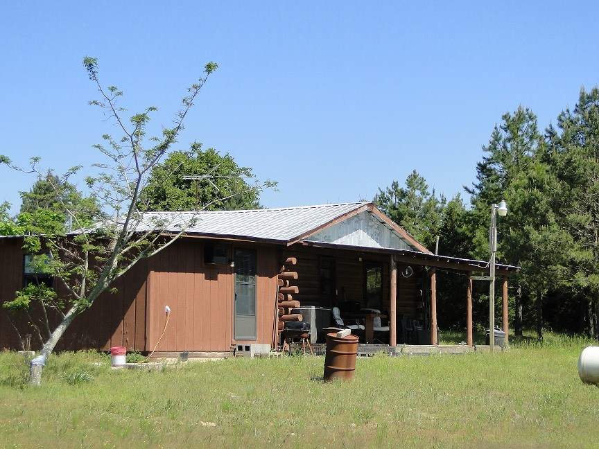 Arkansas  Hunting Cabin With Acreage