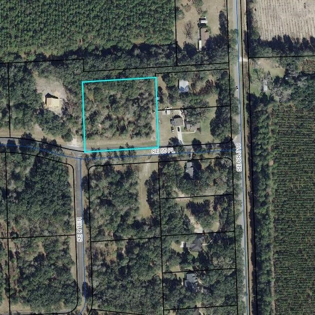 LOT FOR SALE - HOMES ONLY SUBDIVISION - TRENTON,FL