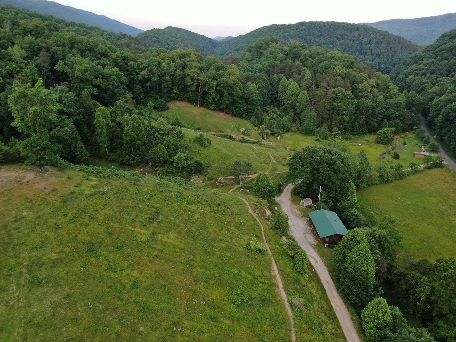 East Tennessee Country Home &Acreage For Sale Hawkins County