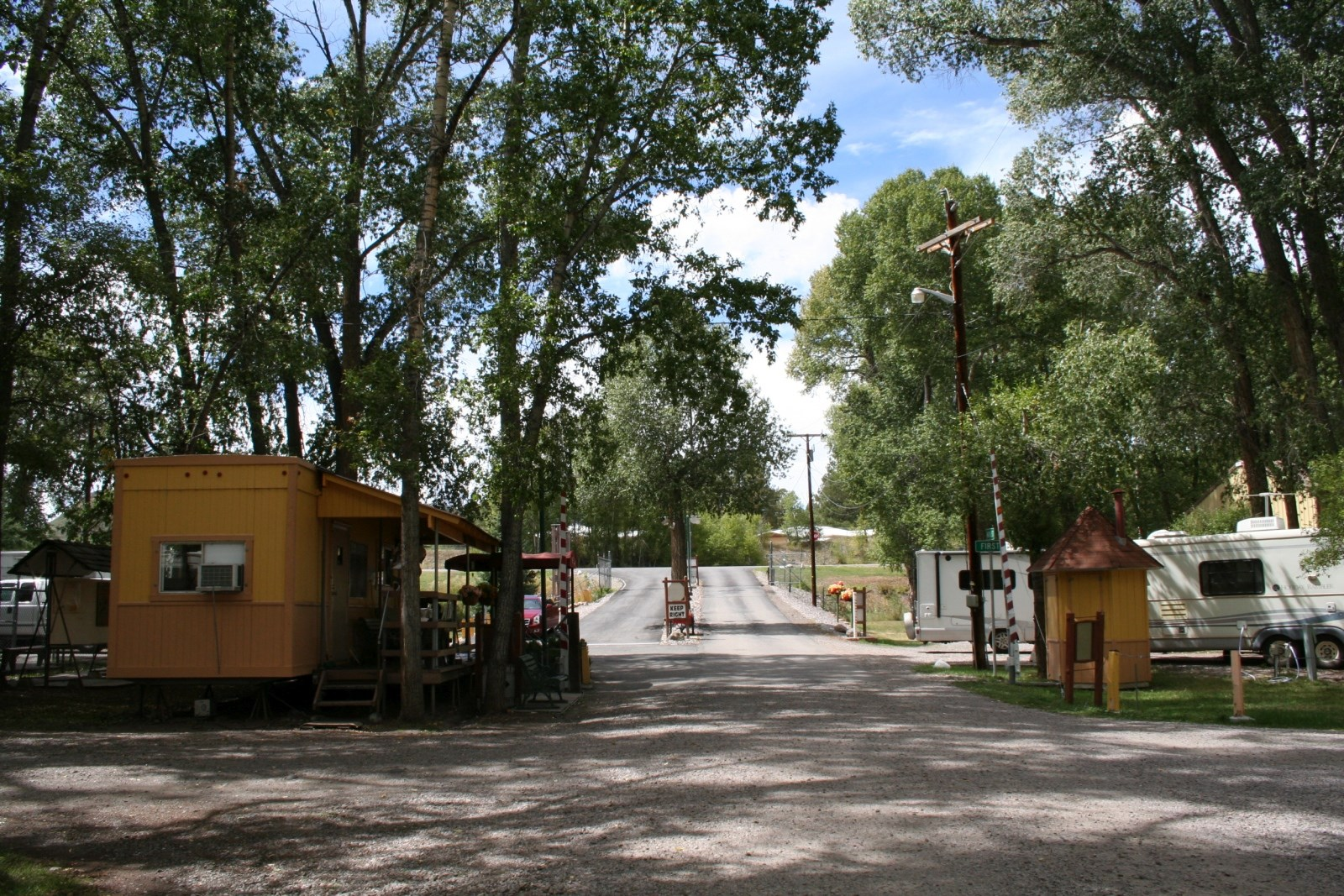 Rio Chama RV Park & Campground for Sale on Chama River NM