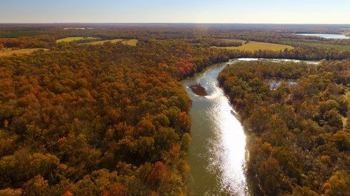 Ouachita River, Acreage for sale, Arkadelphia, Riverfront,