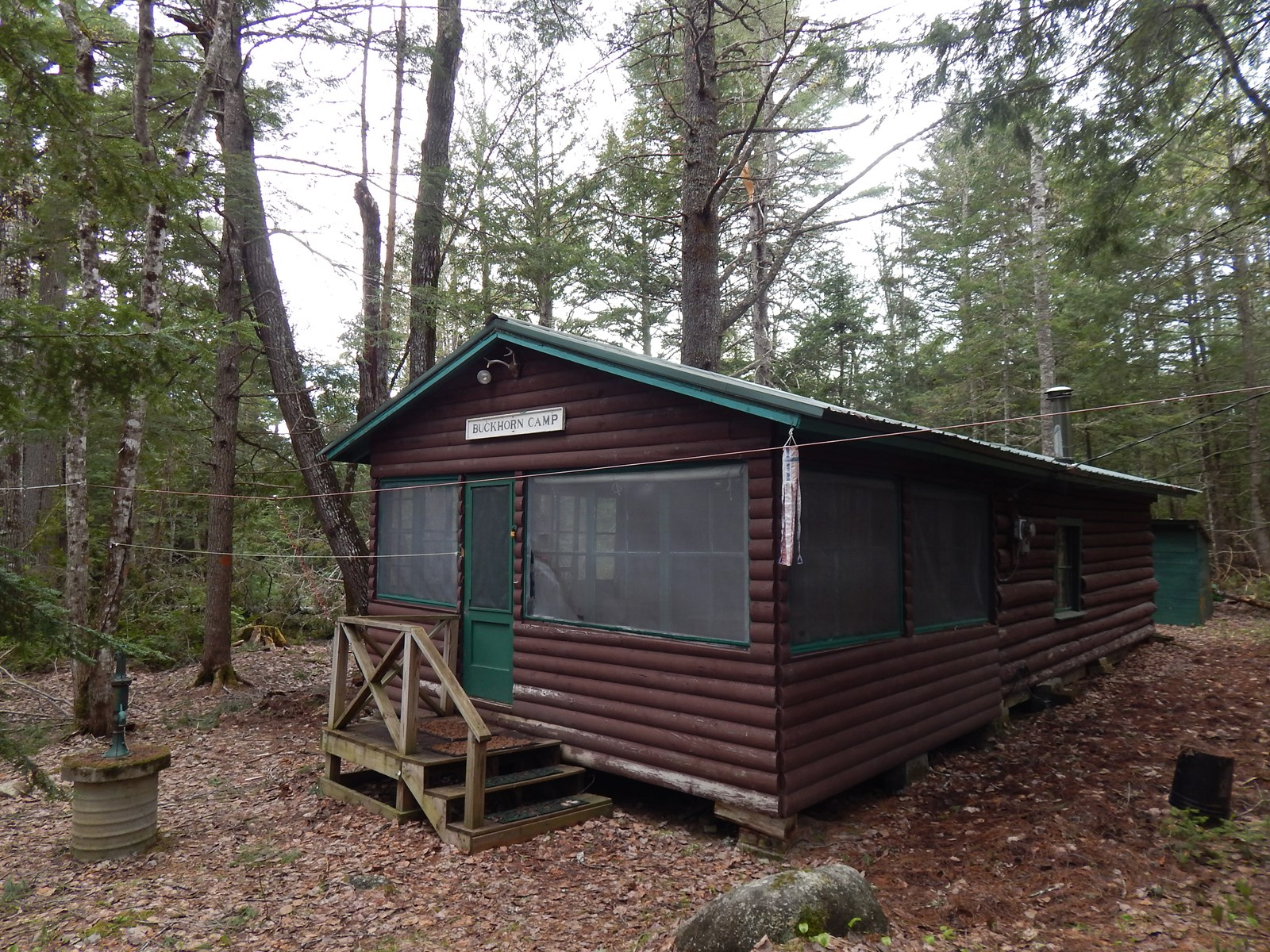 Camp for Sale in Grindstone Twp, ME