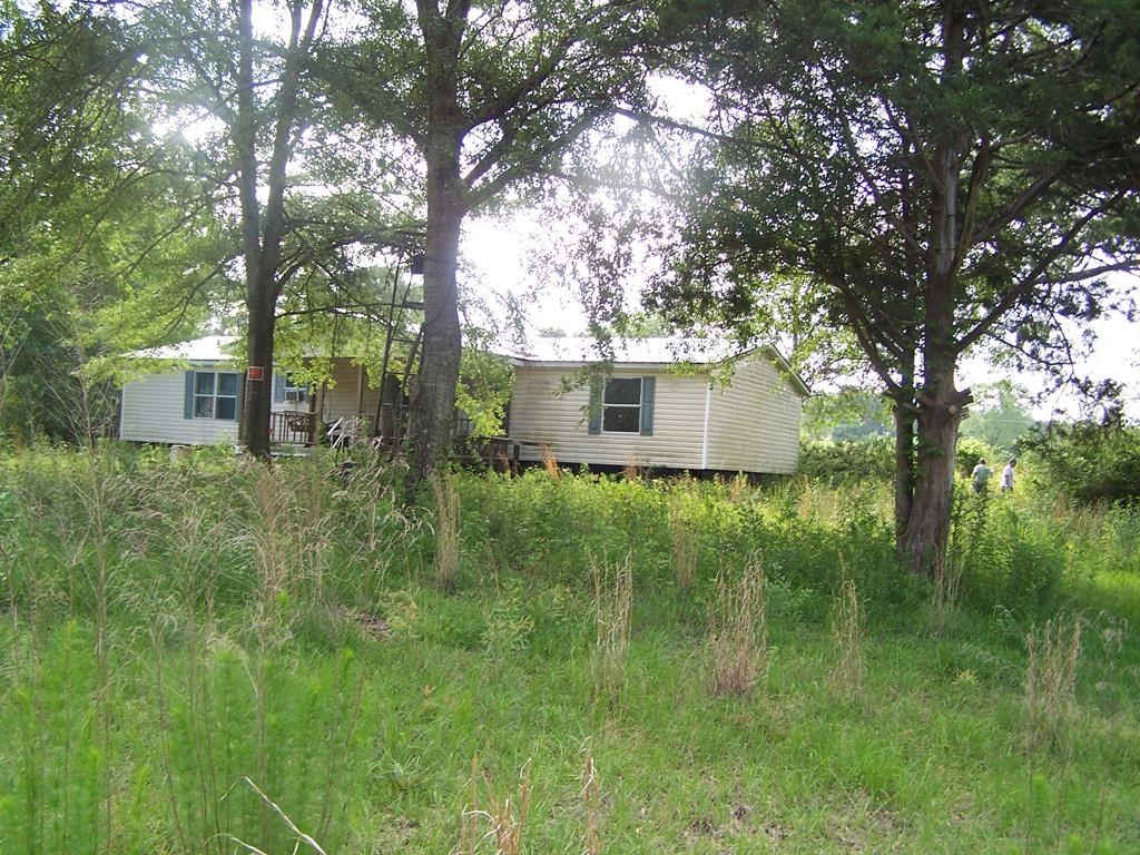 Mobile Home & 46 Acres Copiah County Georgetown Mississippi