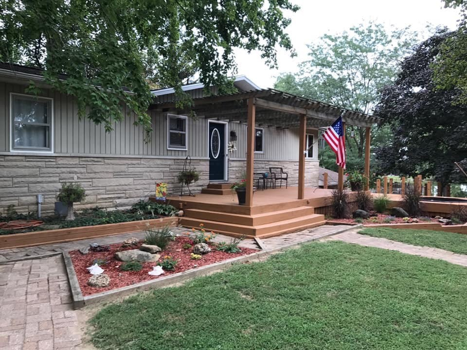 Completely Remodeled 3 Bedroom, 2 Bath with Walkout Basement