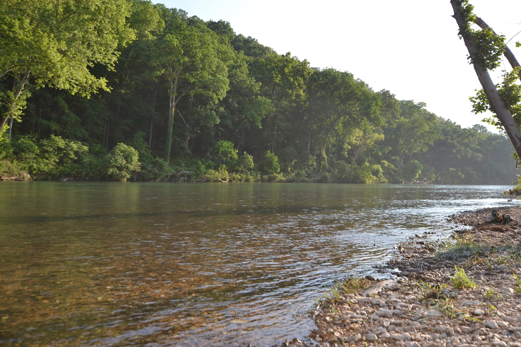 River Front Property in the Ozarks - Trophy Trout Area!