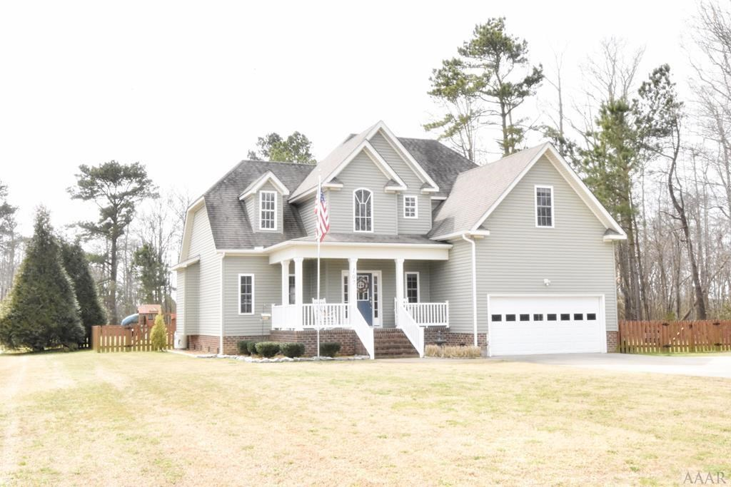 Two Story Home Near USCG Base W/ Private Dock