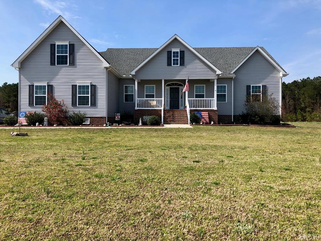 Spacious Camden County Home 4 Miles From VA Boarder