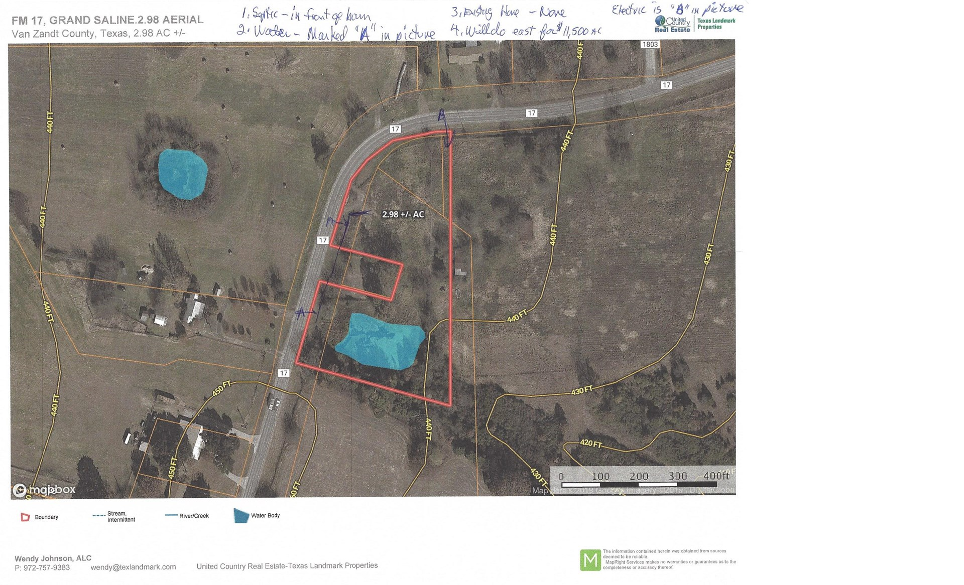 RESIDENTIAL LAND FOR SALE IN GRAND SALINE, TEXAS