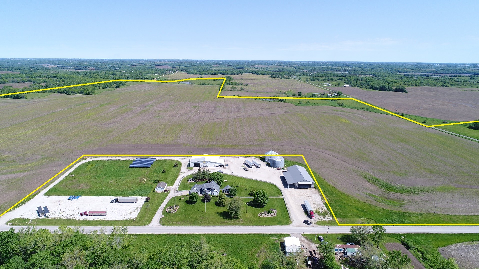 NORTHEAST MO ROW CROP FARM, FARM FOR SALE MO