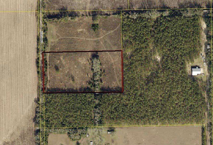 5 ACRES FOR SALE IN LIVE OAK, FLORIDA