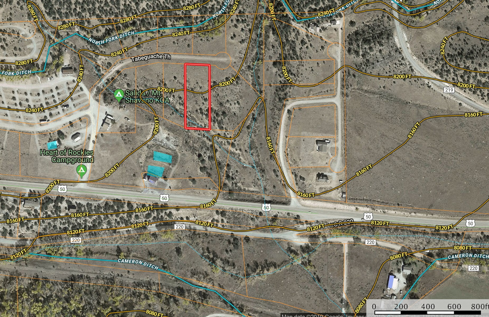 Build your Dream Home on 1.26 Acres in Mayville CO For Sale