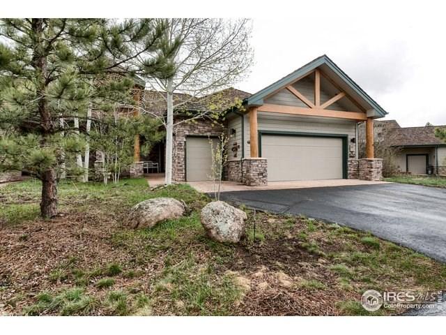 Colorado Rock Mountain Home in Golf Community