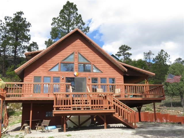 Chama NM Cabin For Sale Heron Lake Brazos Views Laguna Vista