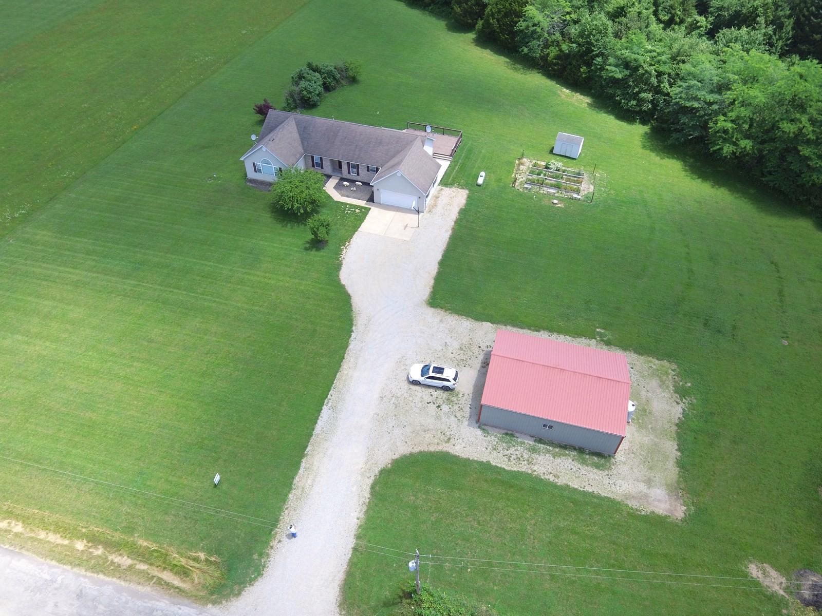 4-BR,2-BA COUNTRY HOME IN FARMINGTON SCHOOL DISTRICT