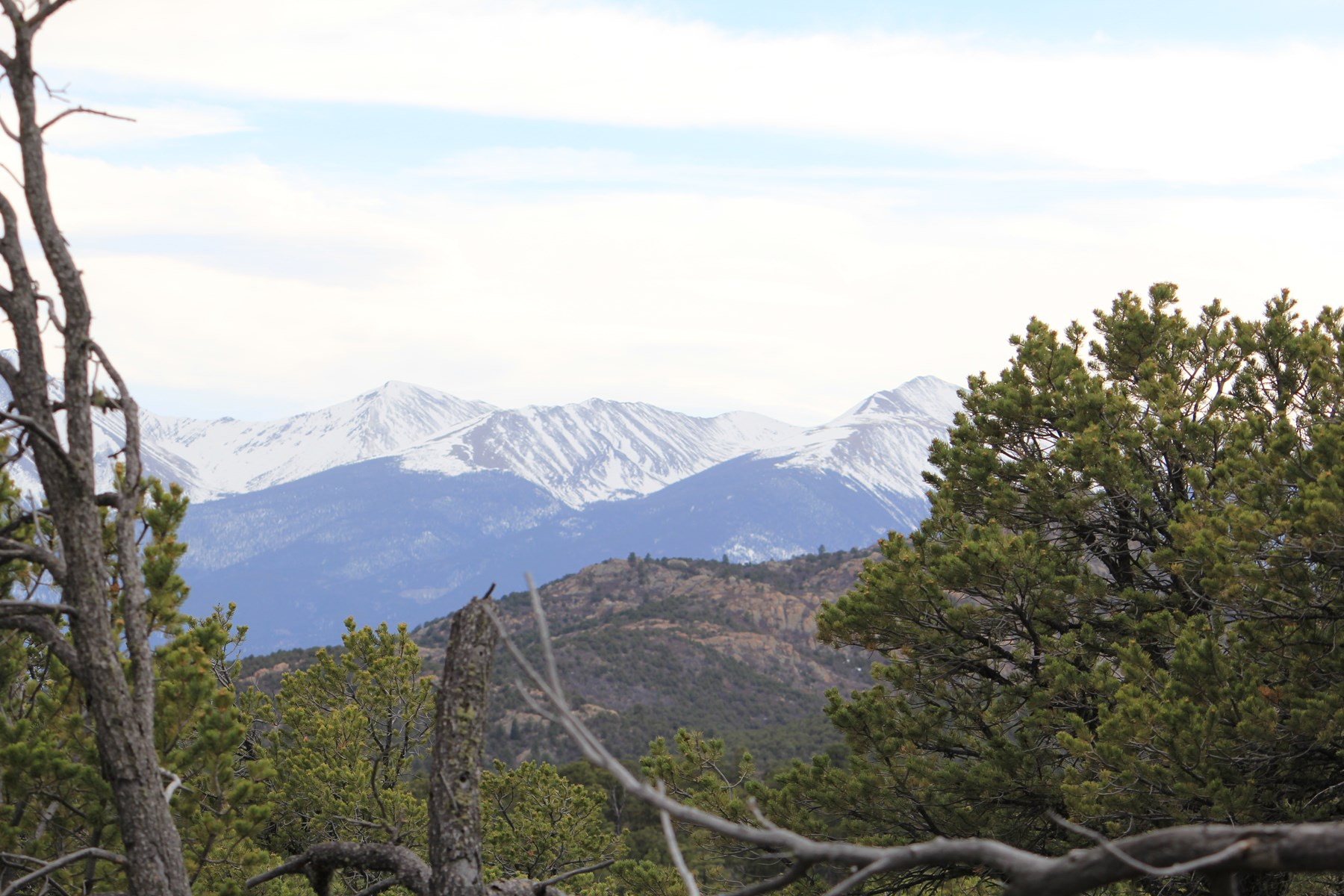 72+ Acres in Fremont County Co Mountain Views