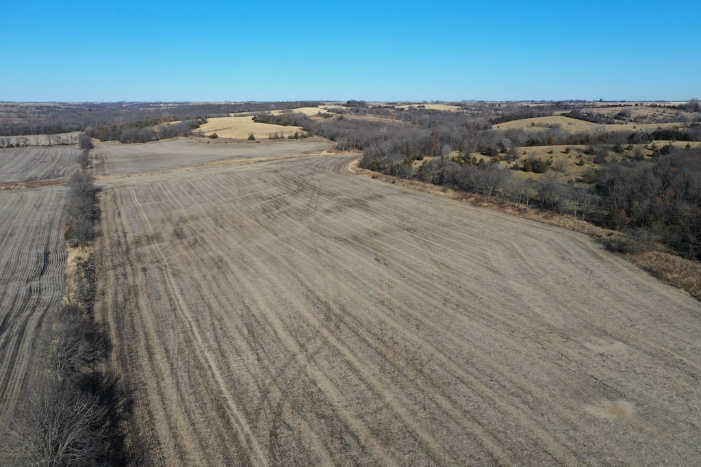 Southern Iowa Hunting Property with Farmland For Sale