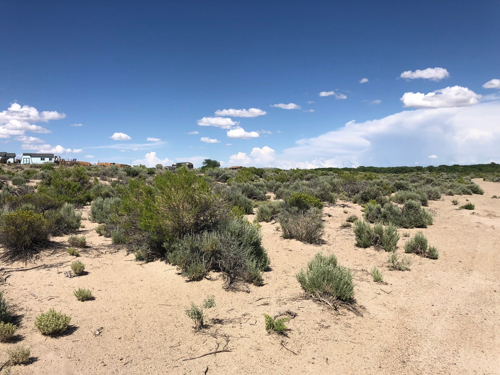 Land near Lahontan Lake for sale in NW Nevada, 1+ acre