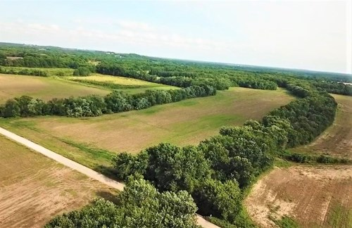 Johnson County, MO Farm with Hunting Land For Sale
