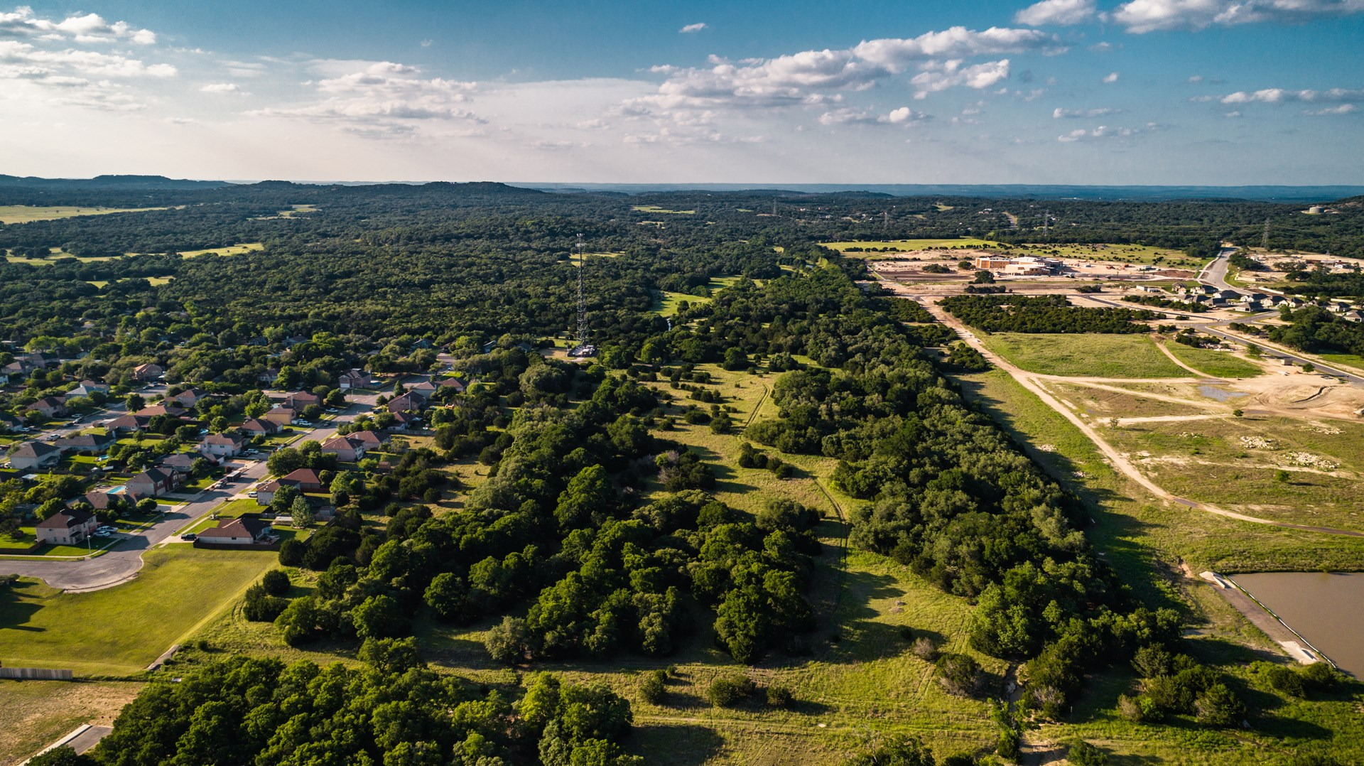 25+/- Acres in ETJ Boerne, TX Commercial Investment