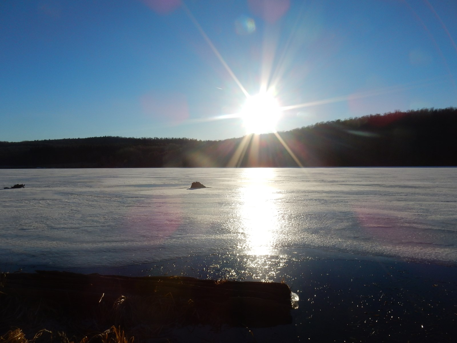 Lake Front Property!