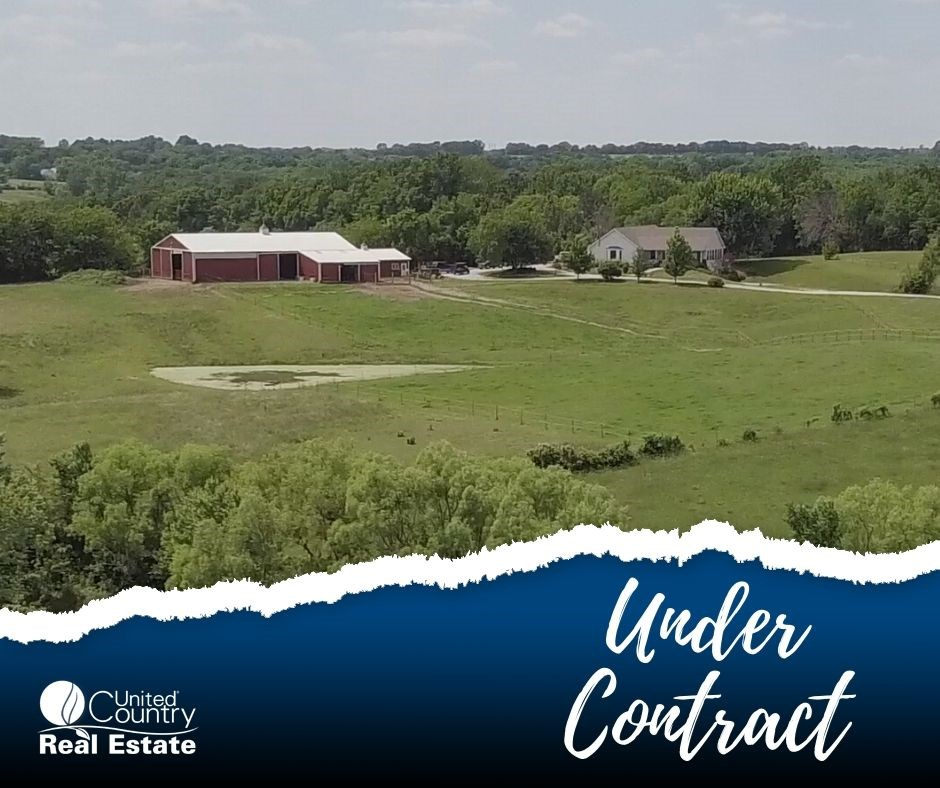 Equestrian Farm For Sale Outside Kansas City MO
