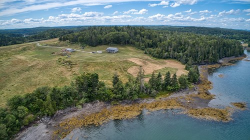 Coastal Home for Sale in Lubec, ME