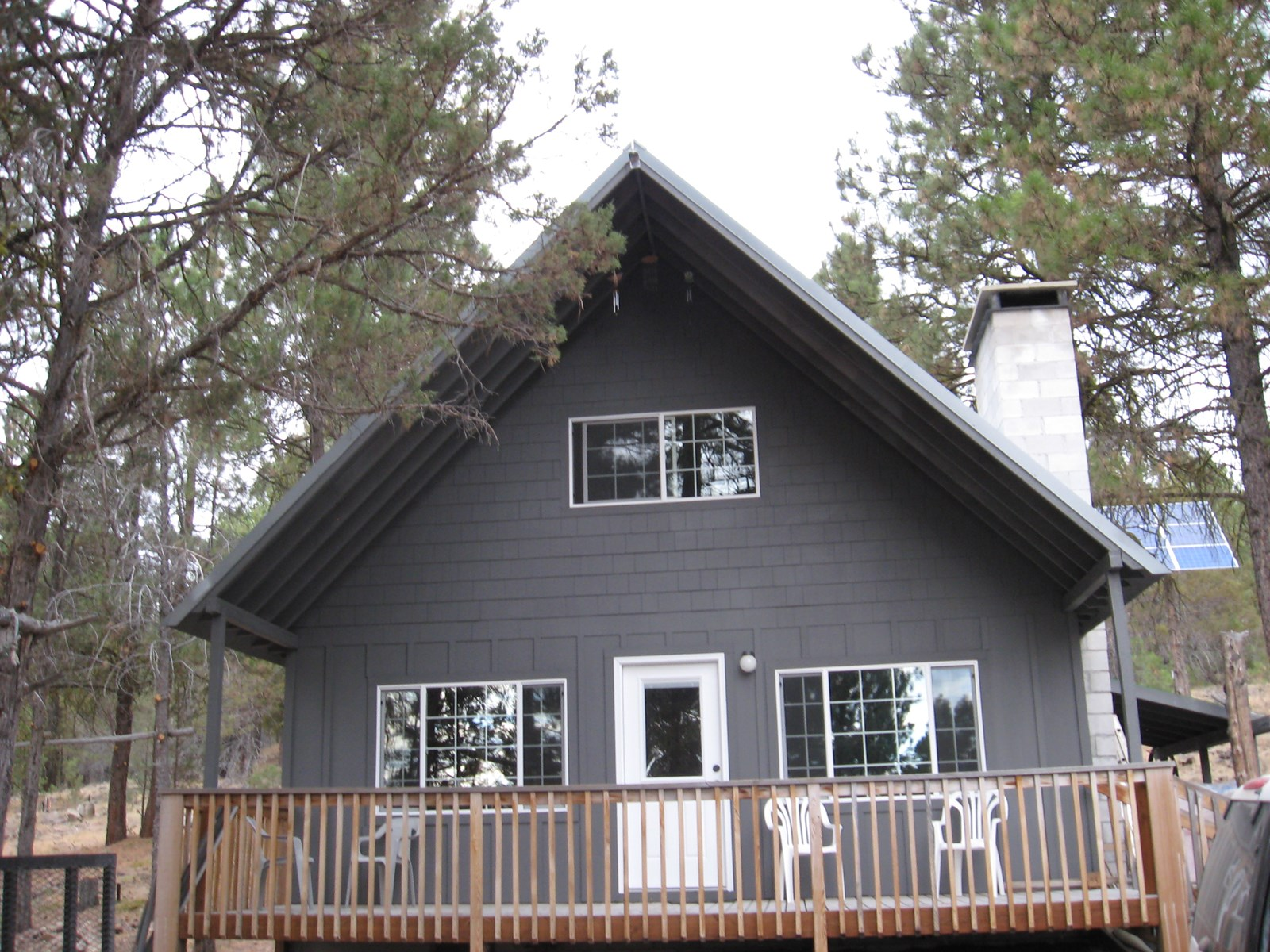 YELLOWJACKET CABIN FOR SALE IN MALHEUR FOREST