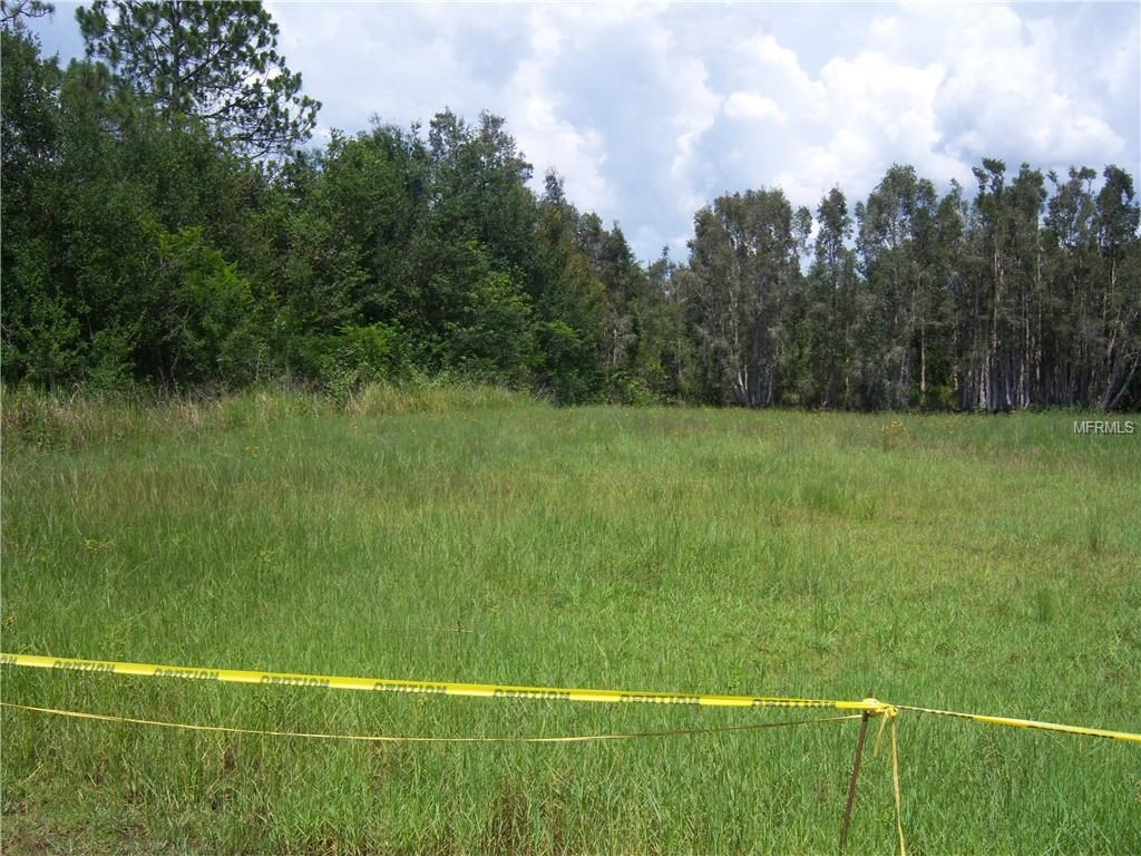 Cleared lot- Ready to Build, Central Florida, Polk County FL