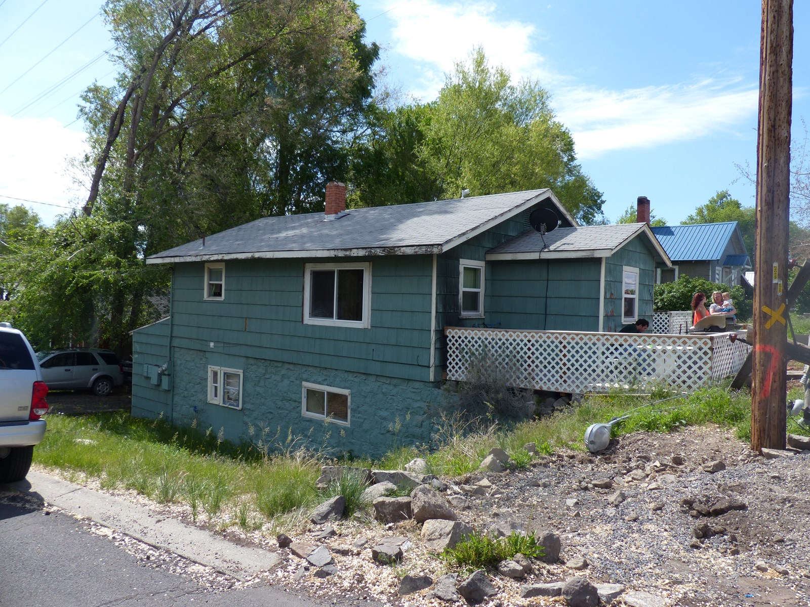 DUPLEX FOR SALE IN BURNS OREGON