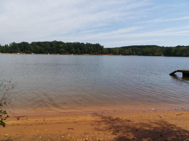 Wooded Lakefront Lot On Buggs Island Lake, VA