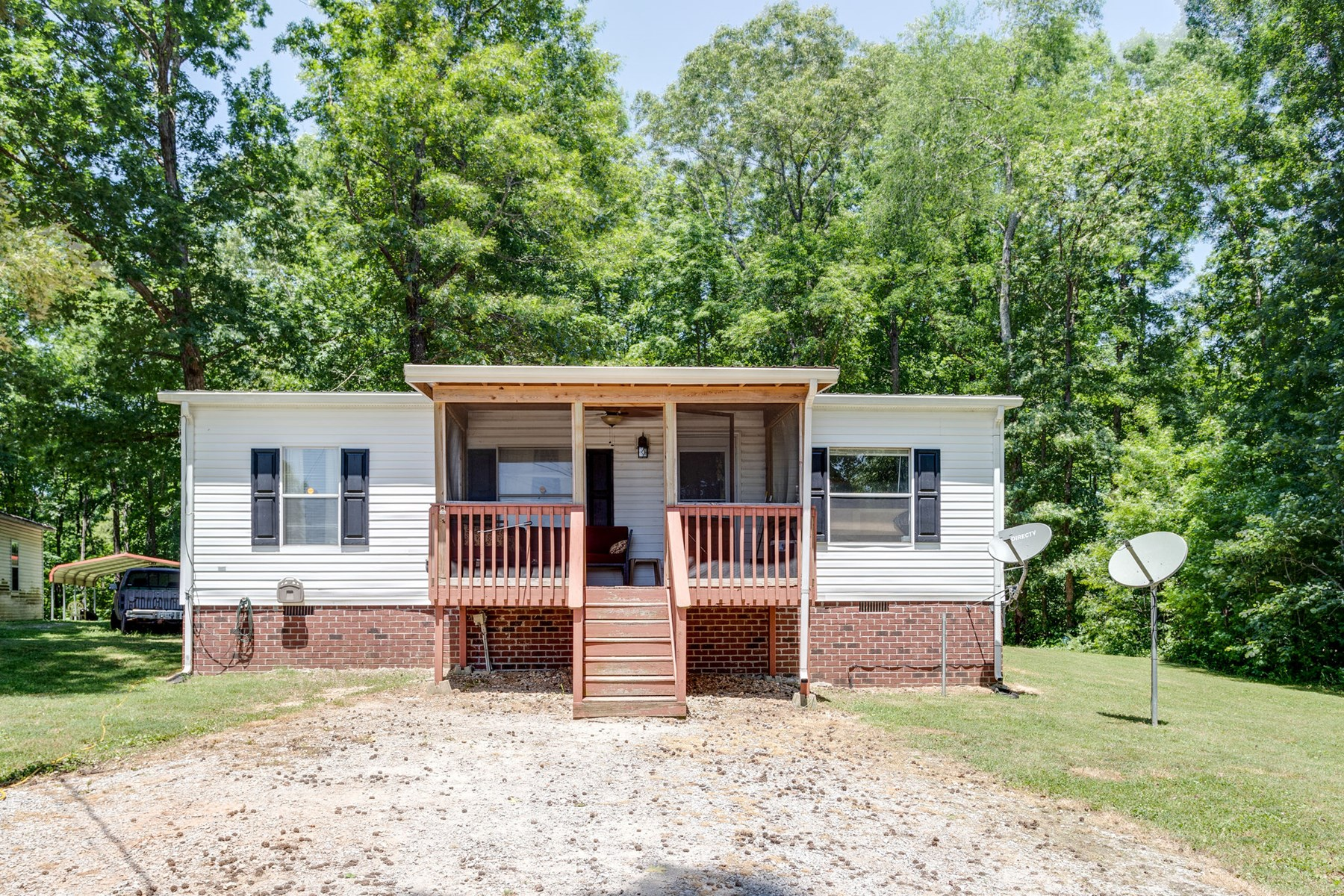 Cute & Comfortable Home in Giles County, Tennessee