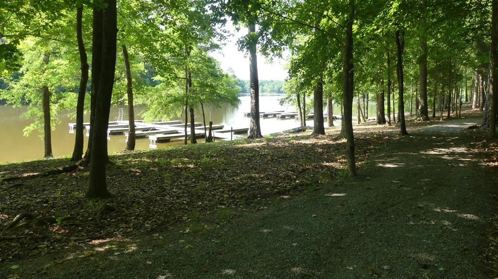 Lake Community Lot With Boat Slip On Kerr Lake